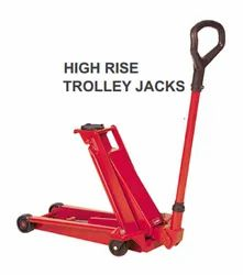 High Rise Trolley Jacks