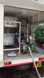 Mobile RO water Purification Plant