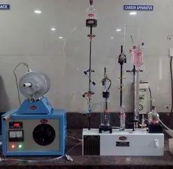 Carbon Sulphur Determination Apparatus