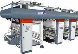 300 MPM ELS Rotogravure Printing Machine
