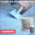 Wood On Stone Adhesive