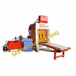 High Density Fly Ash Brick Making Machine