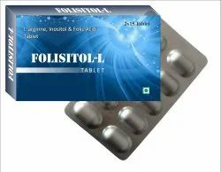 Coenzyme Q10, L-Arginie, Inositol With Multivitamin Multimineral Tablets