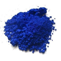 Blue Iron Oxide Powder
