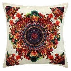 Satin Digital Printed Cushion Covers
