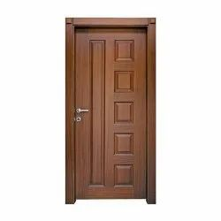 Interior Teak Wood Door, For Home