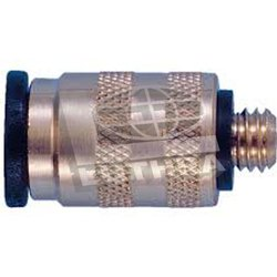 Straight Adaptor Metric Thread