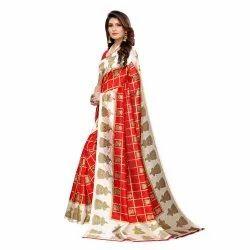 Heavy Printed Saree