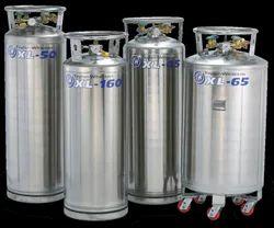 Stainless Steel 176 L Taylor-Wharton Liquid Cylinder (Dura Cylinder), 31 Bar, 136 Kg