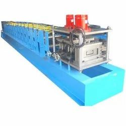 Manual Adjustment C Purline, U Purline Rolling Forming Machine