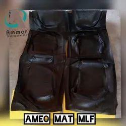 Black PVC Mlf Mats, For Car Flooring Mat, Vehicle Model: Ameo