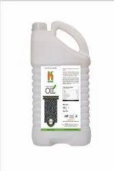 Lowers Cholesterol Harakh Naturals Cold Pressed Black Sesame Oil, For Cooking, Medicine, Packaging Size: Bottle