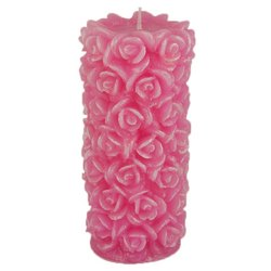 3x6 Rose Pillar