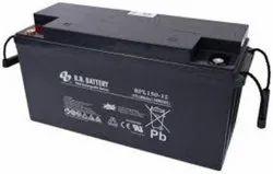 Sealed Lead Batteries, Capacity: 7ah To 200ah, 12V
