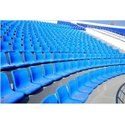 Stadium Plastic Bucket Chair