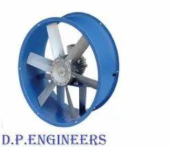 Axial Flow Fan 40 3 Ph
