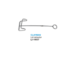 Clayman Lid Retractor
