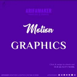 Motion,Animation Motion Graphics Services