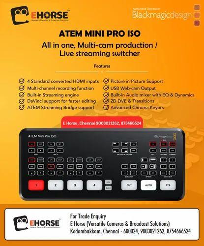 Broadcasting Solutions Atomos Ninja V Monitor Cum Recorder Wholesale Sellers From Chennai