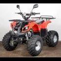 125cc Red NEO ATV