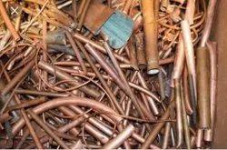 Golden Copper Scrap