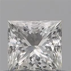 Princess 0.51ct G SI1 GIA Certified Natural Diamond