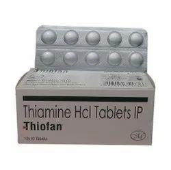 Thiamine HCL Tablets