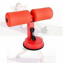 Sit up Bar Adjustable Self-Suction Sit-Up Exercise Equipment