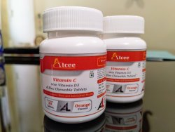 ATCEE - VITAMIN C with VITAMIN D3 and ZINC