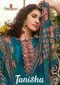 Tanisha Pashmina Salwar Kameez