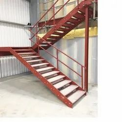 Exterior MS Staircase