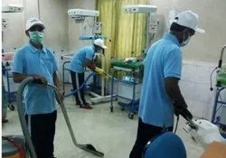 Monthly Hospital Housekeeping Services