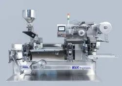 ALU Blister Multi Track Packing Machine