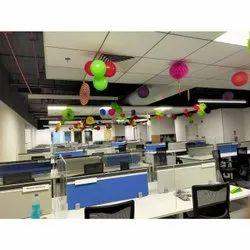 Multicolor Office Party Decorators Service