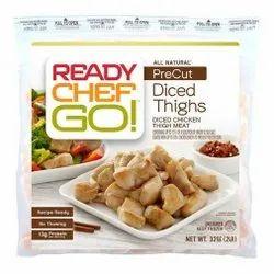 Ready Chef Go PreCut Diced Chicken Thigs