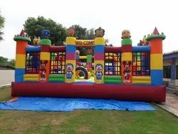 Inflatable Jungle Theme Bouncy