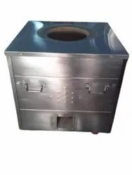 Stainless Steel SS Square Tandoor, Size: 2X2 Feet, Material Grade: SS304