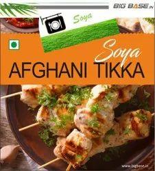 Creamy Flavour Soya Afgani Tikka, Can