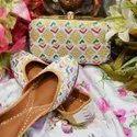 Handicraft Designer Ladies Jutti