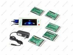 TV160 Full HD LVDS Turn VGA LED LCD TV Motherboard Tester Tools Converter