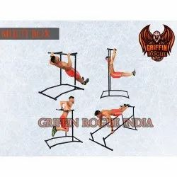 Full Body Personal Griffin Rogue Multi Box Stand For Multi Exercise, Weight: 70 Kg Approx, Model Name/Number: Gr 480