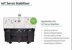 Automatic 97 % Iot Servo Stabilizer, 310 - 480 V, 150 Kva