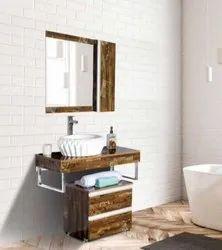 Radon Bathroom Vanity Cabinet