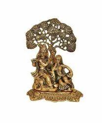 416 Gm Lord Radha Krishna Statue