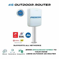 4G Outdoor Router - Proscend M360 P ( Supports Jio Airtel Vodafone )