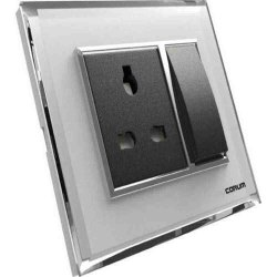 Corum Modular Electrical Switch, For Home and Office