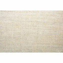 Cream Plain Linen Shirting Fabric, Machine Wash,Hand Wash, 120