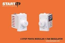 Start Up Manual 4 Step Panta Modular Fan Regulator, Size: Standard