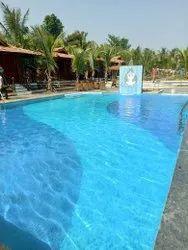 Swimming Pool Water Curtain