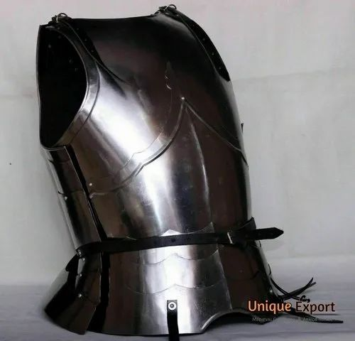 LARP Armour Made to Order TWIN DRAGONS Bracer Leather Vambrace